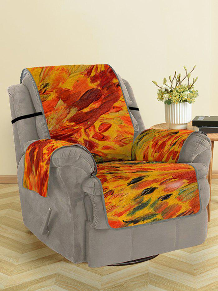 Fashion Vintage Print Couch Cover
