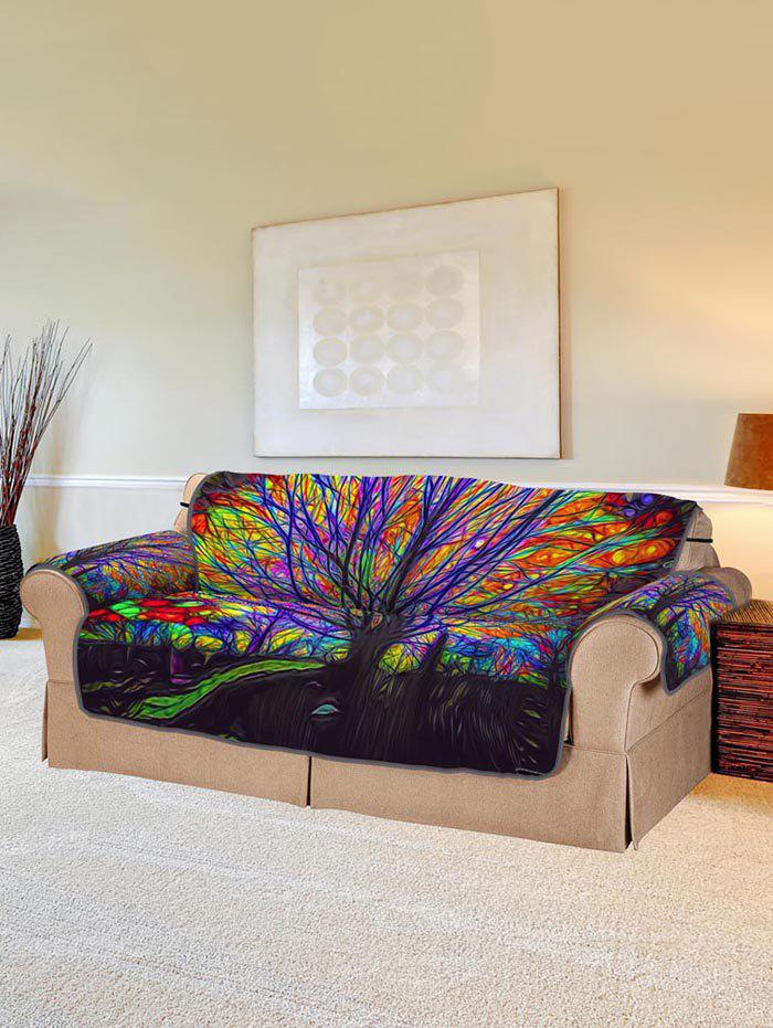 Affordable Tree of Life Pattern Couch Cover