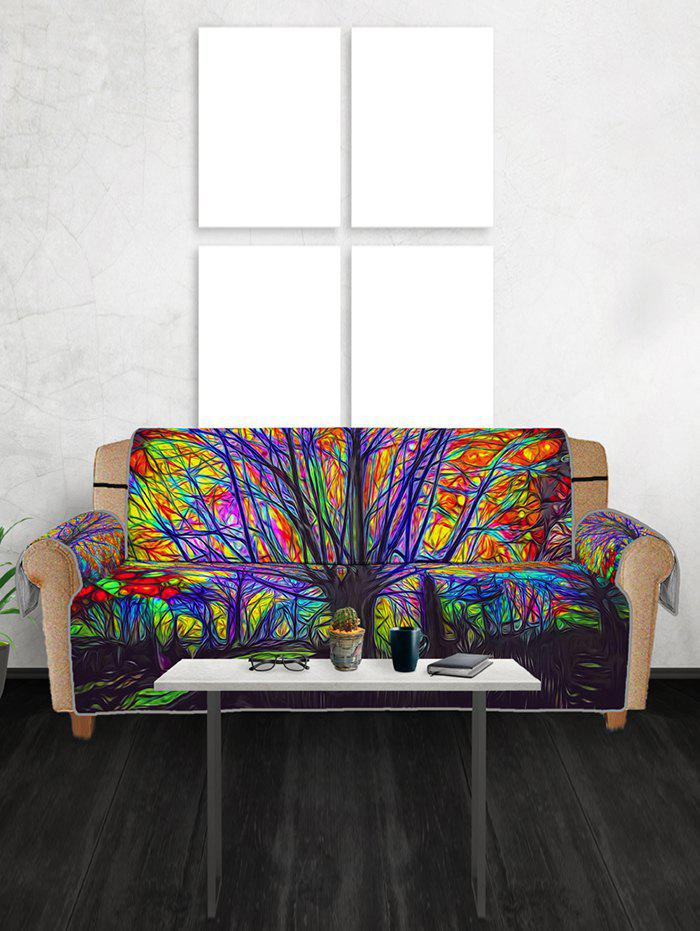 Sale Tree of Life Pattern Couch Cover