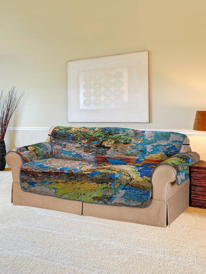 New Retro Pattern Couch Cover