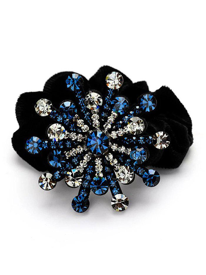 Discount Floral Decoration Rhinestone Hairband