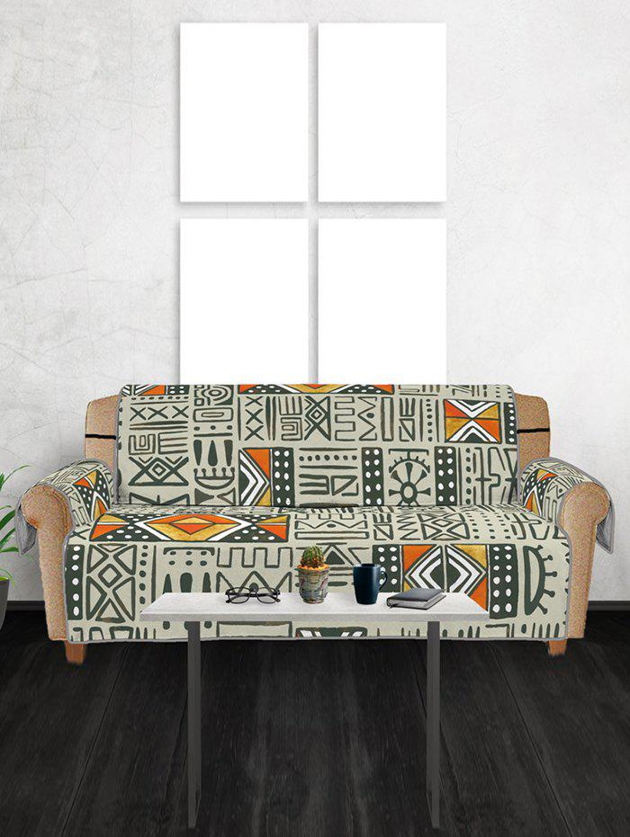Latest Tribal Pattern Couch Cover
