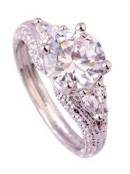Artificial Crystal Ring -