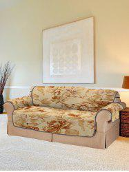 Flower Vintage Pattern Couch Cover -
