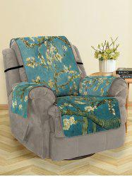 Flower Tree Pattern Couch Cover -