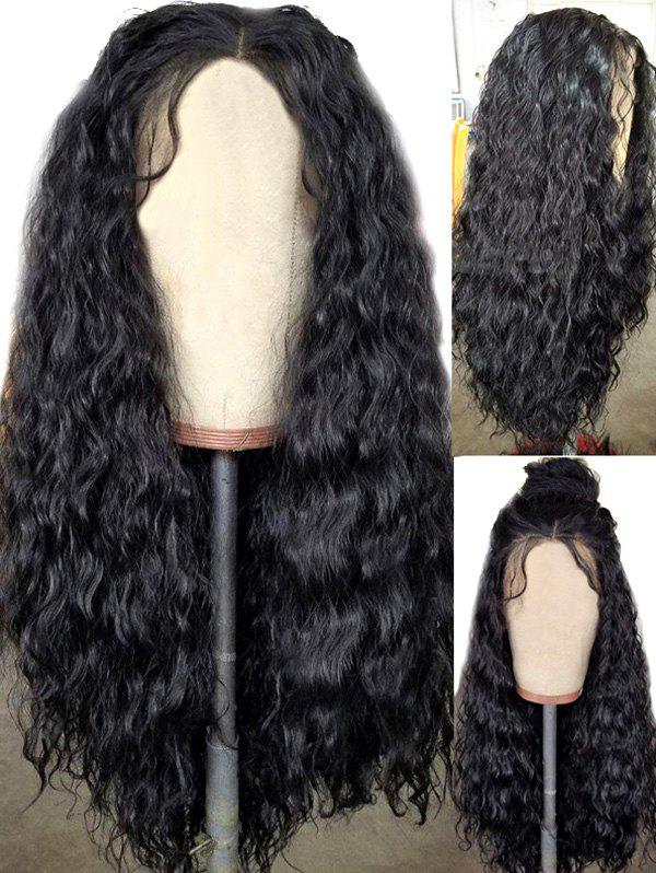 Fancy Center Parting Long Water Wave Party Synthetic Wig