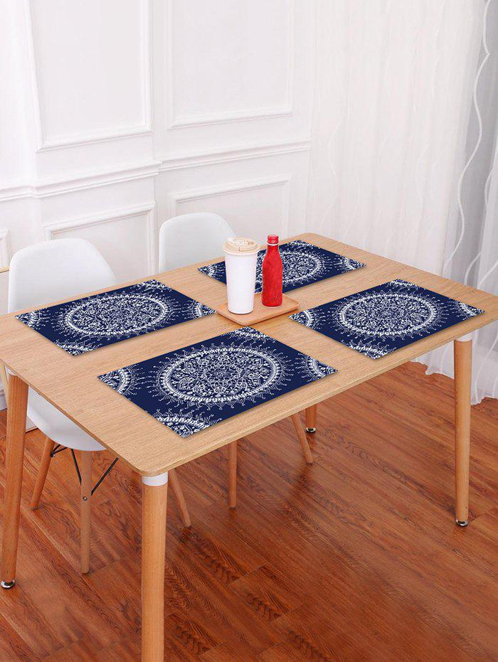 Online Mandala Pattern Dining Table Placemat