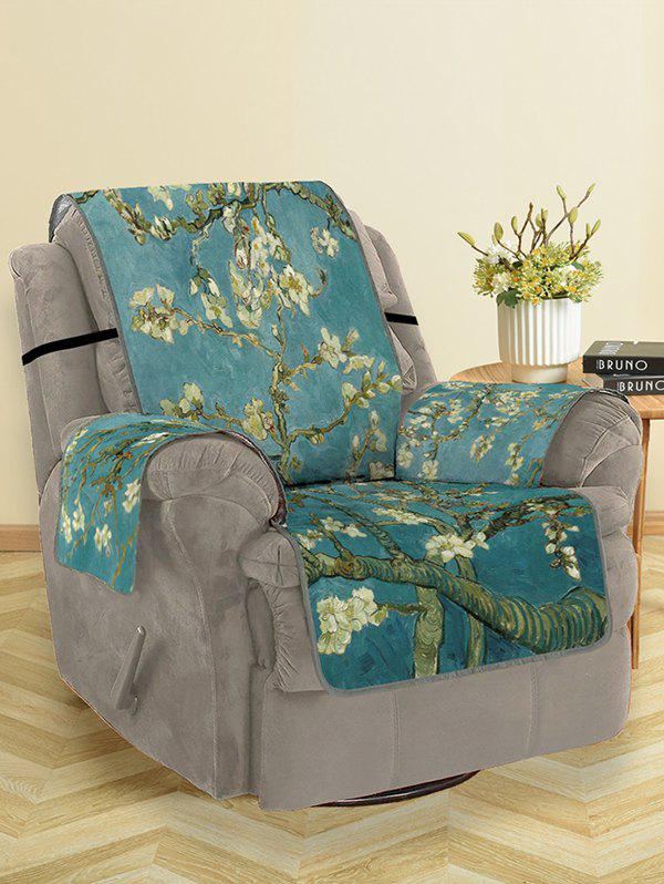Sale Flower Tree Pattern Couch Cover
