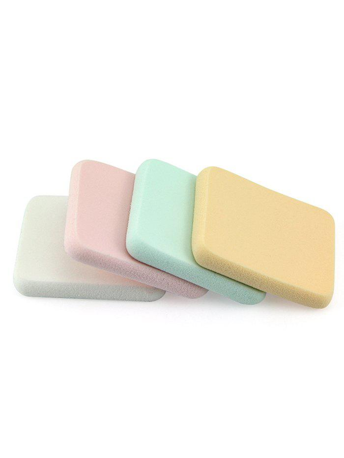 Trendy Square BB Cream Wet and Dry Makeup Sponges