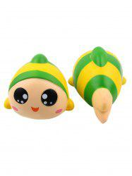 Fish Stress-relief Slow Rising PU Squishy Toy -