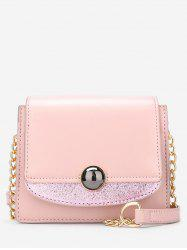 Small Leather Chain Shoulder Bag -