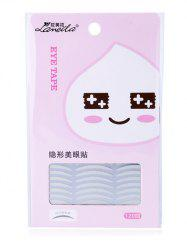 120 Pairs Transparent Double Eyelid Stickers -