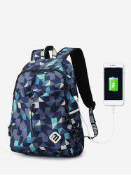 Oxford Cloth Outdoors Student Backpack -
