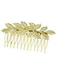 Charm Leaf Design Hairpin -