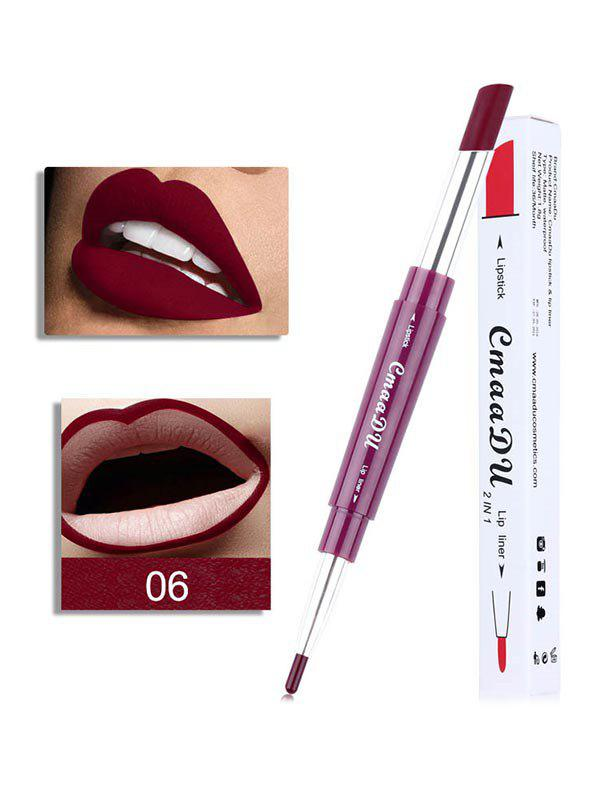 Outfit Waterproof Matte Pigmented Lipstick