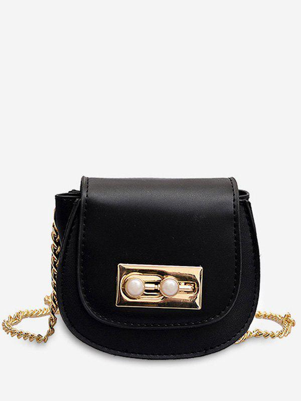 Affordable Beads Chain Cover Mini Crossbody Bag