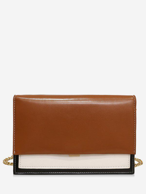 Affordable Simple Style Leather Small Shoulder Bag