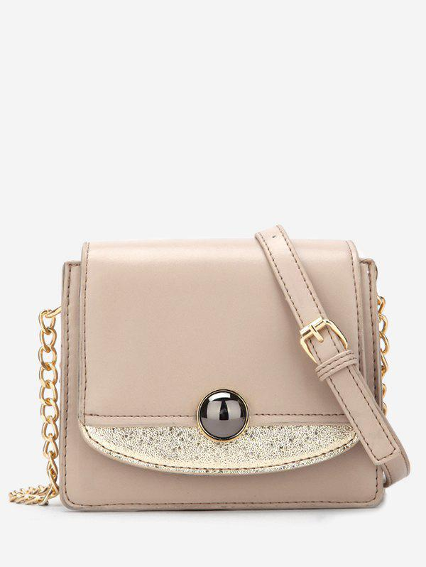 New Small Leather Chain Shoulder Bag