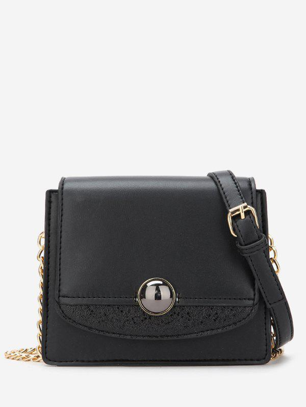 Buy Small Leather Chain Shoulder Bag