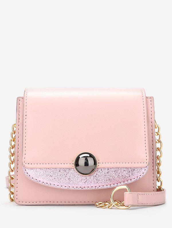 Shop Small Leather Chain Shoulder Bag
