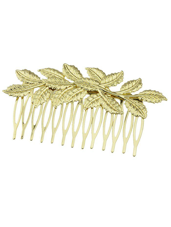Outfits Charm Leaf Design Hairpin