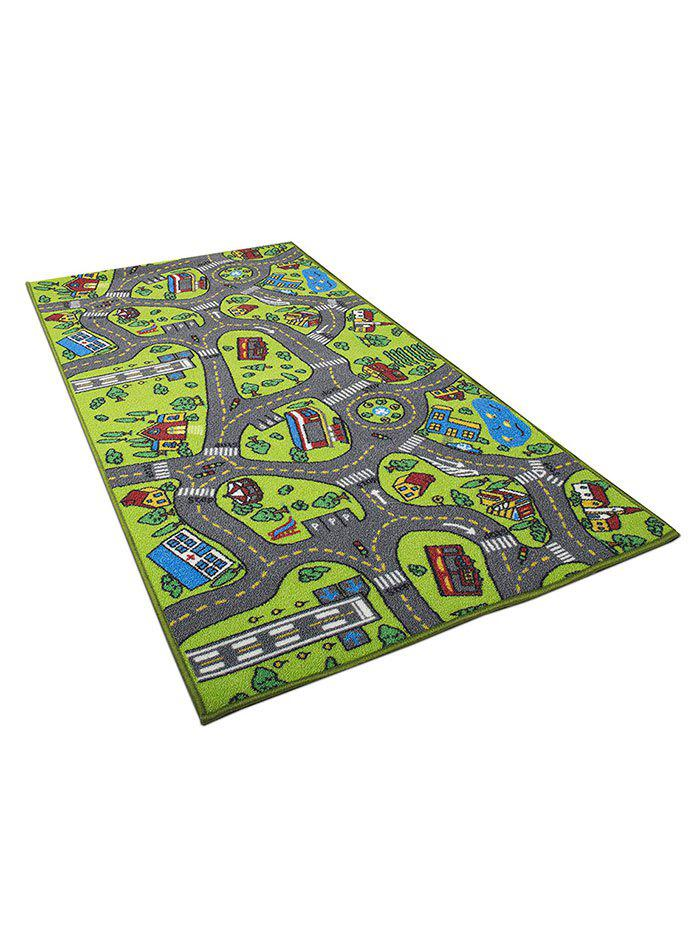 Outfit Traffic Safety Education Carpet Toy