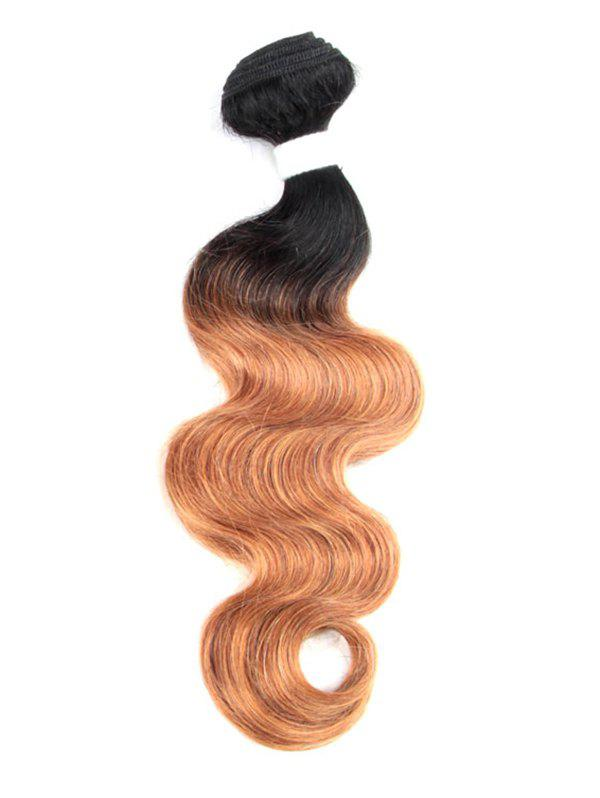 Outfit Ombre Body Wave Brazilian Virgin Human Hair Weave