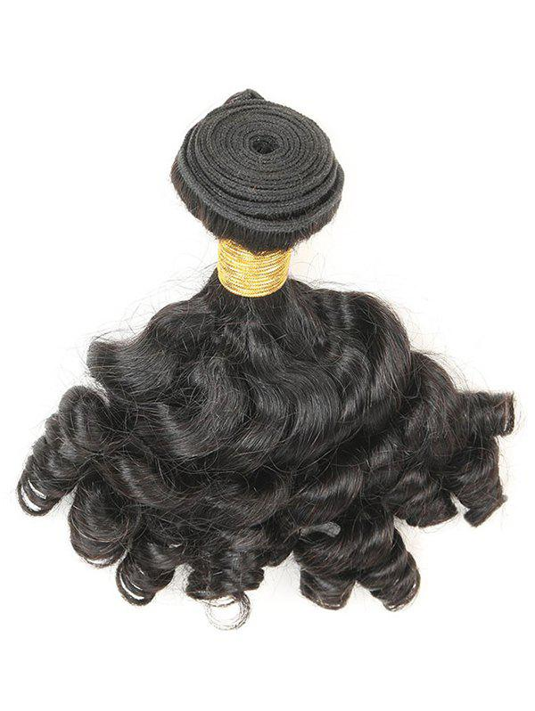 Hot 1Pc Funmi Curly Human Hair Brazilian Virgin Hair Weave