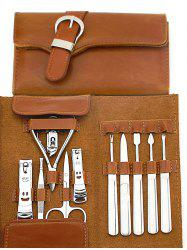 Stainless Steel Nail Clippers Set -