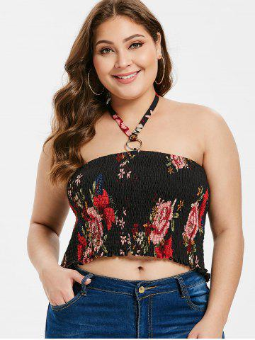 5ee1b00efc8eae Crop Tops | Plus Size, Black, White Crop Top Outfits | Rosegal.com