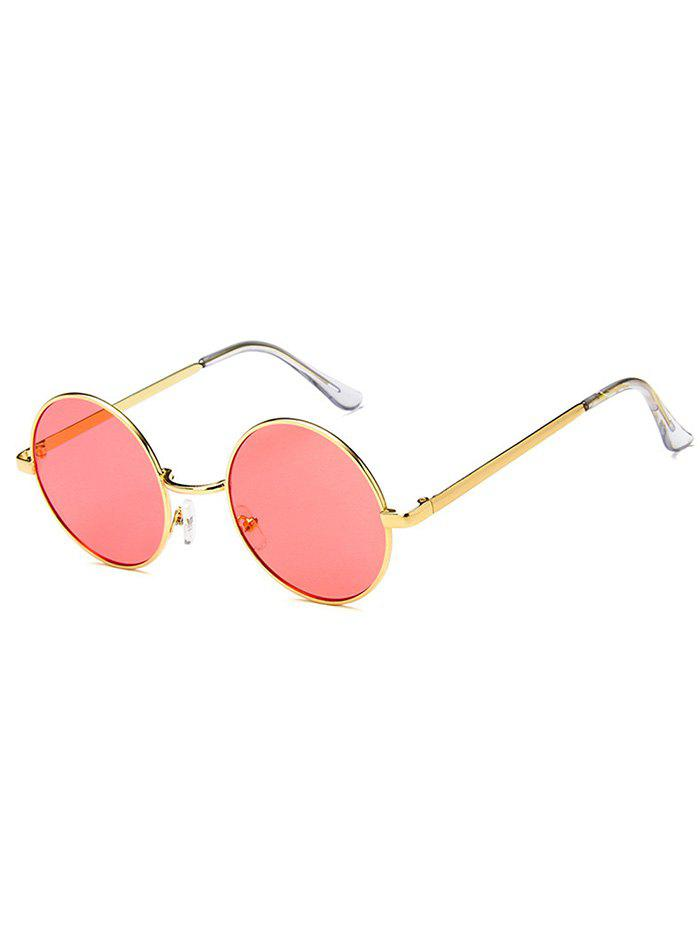 Latest Retro Round Shape Design Sunglasses