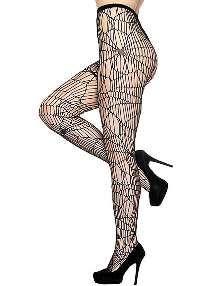 Latest Cobweb Fishnet Stockings Leggings