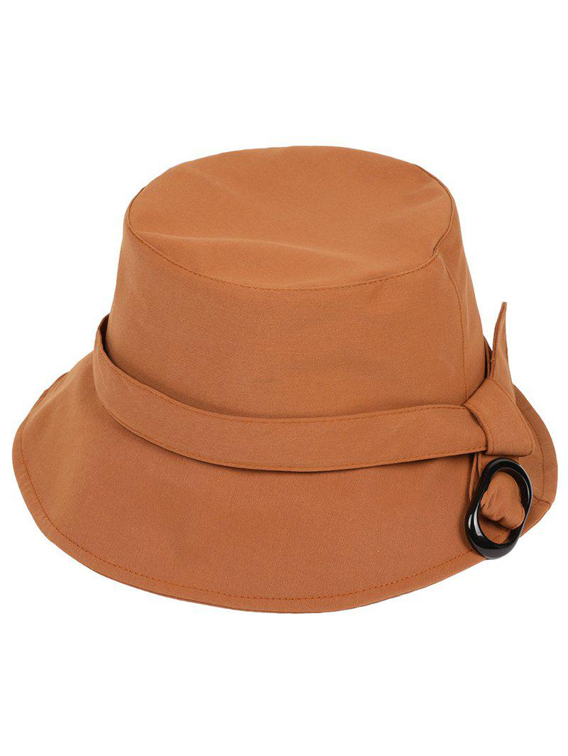 Fancy Folding Knot Bucket Hat