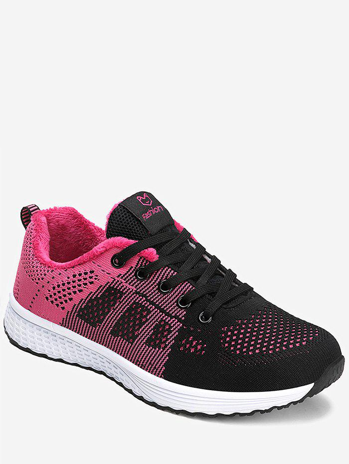 Affordable Lace-up Casual Running Sneakers