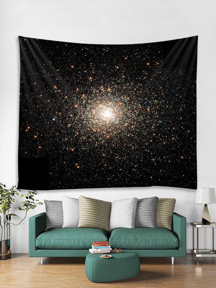 New Starry Sky 3D Printed Background Tapestry