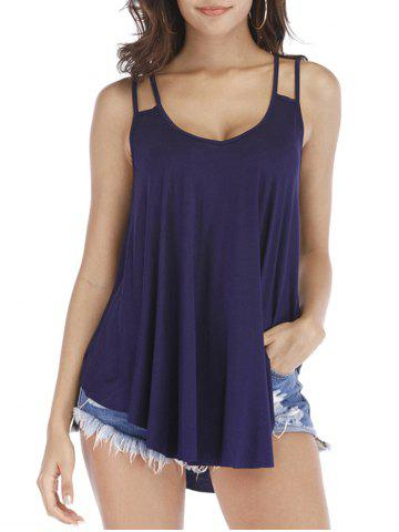 Soft Double Strap Cami Tank Top