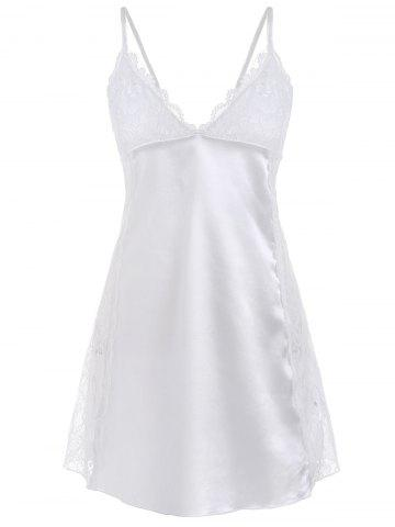 Babydoll | Lace | Plus | Size | See | Up