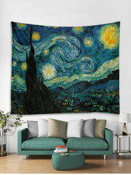 Oil Painting Tapestry Art Decoration -