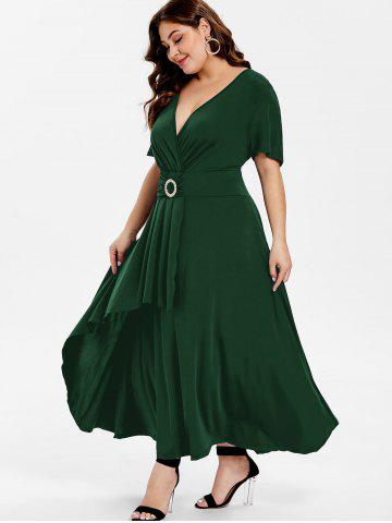 2e6b77244c01 Green Empire Dress - Free Shipping, Discount And Cheap Sale | Rosegal