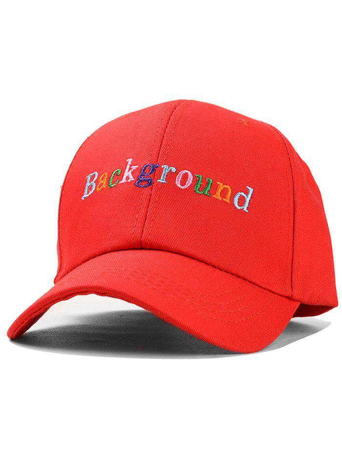 Cheap Colorful Embroidered Kids Baseball Cap