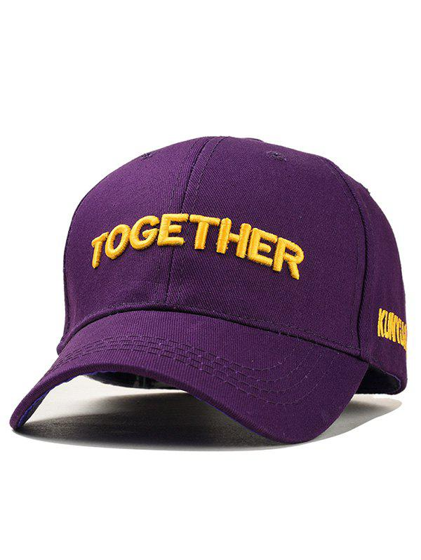 Store Word Embroidery Sport Baseball Cap