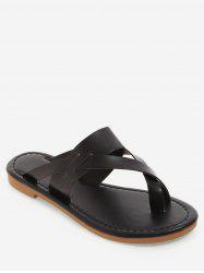 Toe Loop PU Slide -