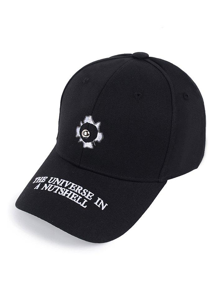 Affordable Sport Letter Embroidery Baseball Cap