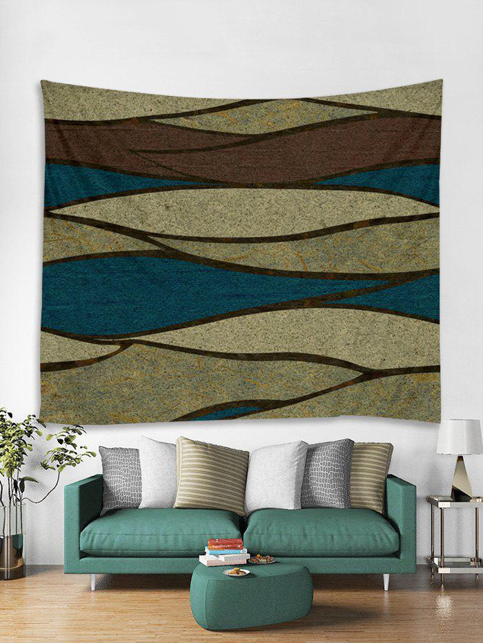 Abstract Print Wall Tapestry