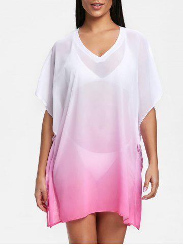 Ombre See Through Cover-up