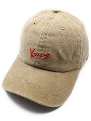 Yours Embroidered Baseball Caps -