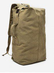 Tourism Canvas Outdoors Big Backpack -