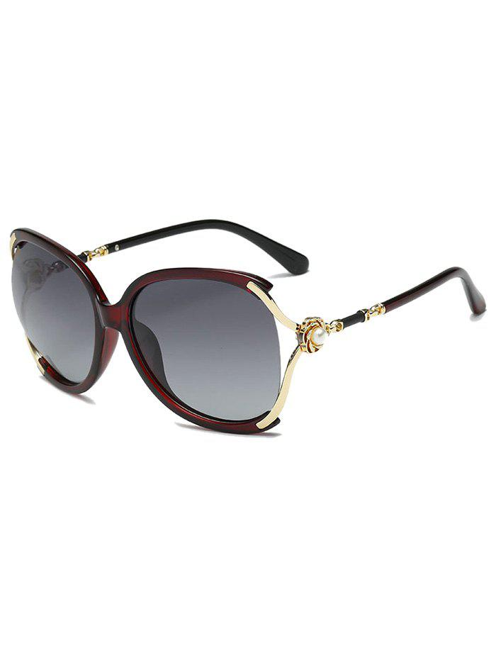 Affordable European Style Decorative Oversize Sunglasses