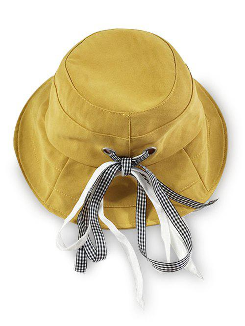 39957856953 Outfit Bowknot Design Cotton Bucket Hat