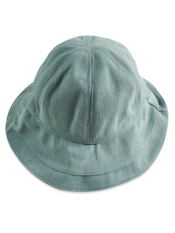 b0e39091cf247 Discount Chic Solid Color Bucket Hat